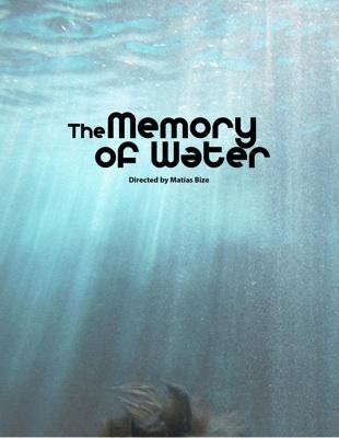 La memoria del agua - Cartel español